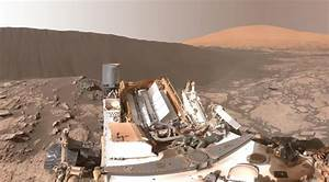 NASA releases amazing 360-degree video of Martian surface ...