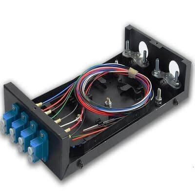port fiber optic sc patch panel wall mount fiber enclosure cloud security technology