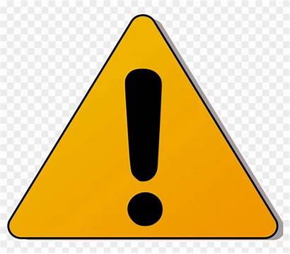 Caution Sign Cautious Clipart Warning Clip Cliparts