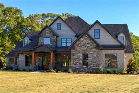 Stunning And Versatile 5-bedroom French Country House Plan