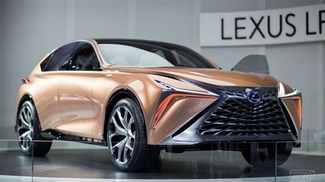 2019 Lexus Lf Concept, Design, Powertrain  Toyota Wheels