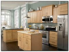 Paint Colors For Light Kitchen Cabinets by Employing Light Color Theme In Kitchen Cabinets Design Home And Cabinet Rev