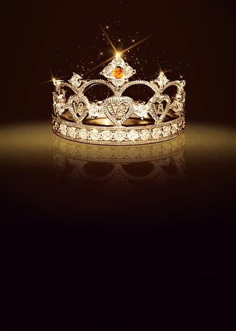 crown cosmetics background poster queen crown diamond