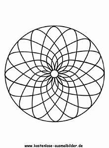 Ausmalbilder Mandala 12 Mandalas Zum Ausmalen