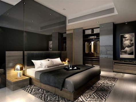 Interior Design Apartment by Service Apartment Interior Design Mocha Unit08 Master R