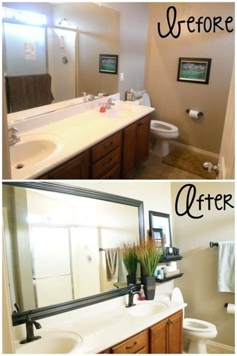 Budget Bathroom Remodel On Pinterest  Budget Bathroom