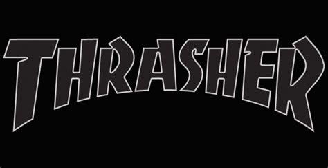thrasher logo wallpaper wallpapersafari