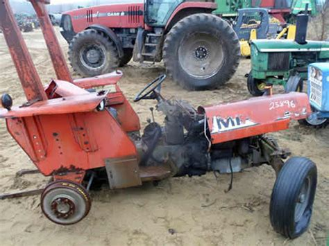 salvaged massey ferguson 245 tractor for used parts eq 23954 all states ag parts