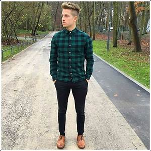 40 Basic And Bold Plaid Shirt Outfits For Men