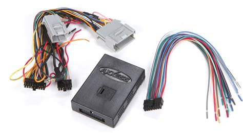 Radio Wiring Diagram For Kenwood Dnx7120 by Metra Gmos 04 Wiring Interface Connect A New Car Stereo