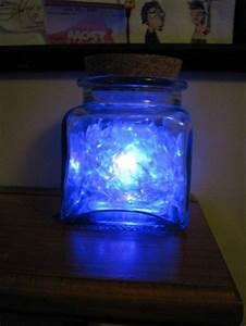Led Light New York Legend Of Zelda Fairy Jar How To Make A Bottle Lamp