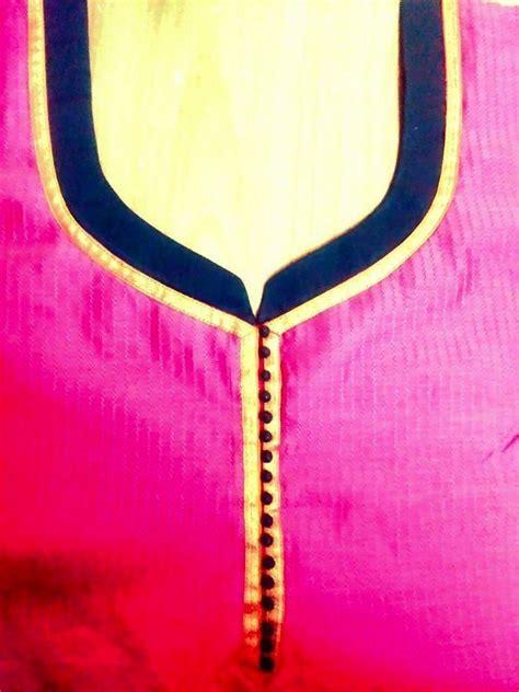 types  kurthi neck patterns