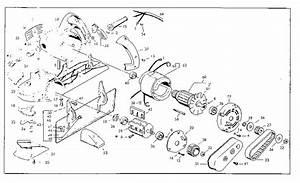 Skil Plane Parts