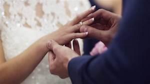 groom ties necktie stock footage video 8543539 shutterstock With wedding ring exchange