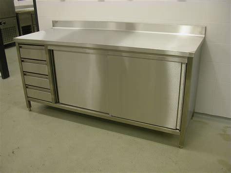 meuble inox cuisine pro retrouvez toutes nos rubriques du site finox