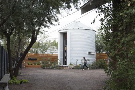 grain silos converted into a you won t believe the cozy home inside this converted