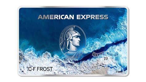 Keep Blue American Express Joins Parley Effort