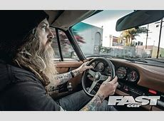 Urban Outlaw the Magnus Walker Collection Fast Car