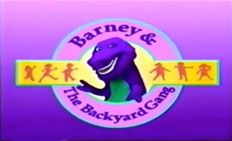 Barney And The Backyard Gang Title Screen.jpg