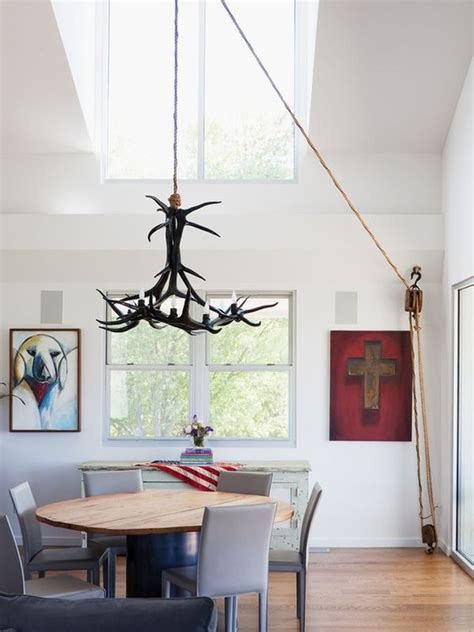 add rustic charm   home  rope hanging accent