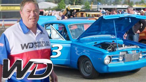 Wheeler Dealers 65 Barracuda | For A Bodies Only Mopar Forum