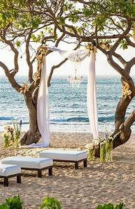 15 Romantic And Simple Beach Wedding Ideas Home Design