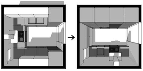 cocinas pequenas como aprovechar el espacio al milimetro