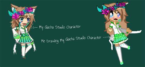 Gacha Character Base