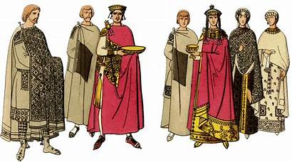 Byzantine Costume Ages Middle Medieval History Empire