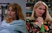 Why did the actress who played Ross' ex-wife change ...