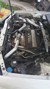 Turbo Honda Prelude Partout And Built H22a4 Engine Lsd