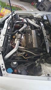 Turbo Honda Prelude Partout And Built H22a4 Engine Lsd - Honda-tech
