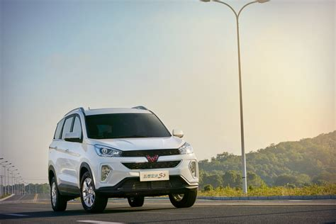 Wuling Photo by Gm S Suv The Wuling Hong Guang S3 Costs Less Than