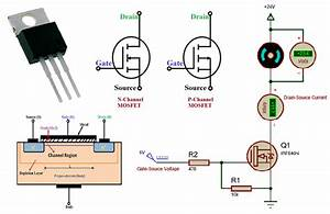 What Is Mosfet  Symbol  Working  Types  U0026 Different Packages