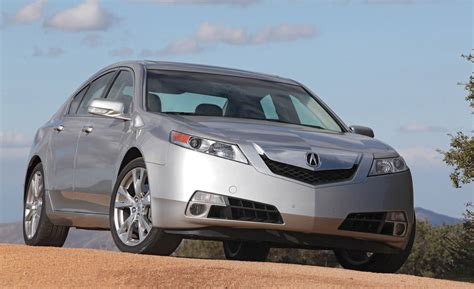 2010 acura tl sh awd long term road tests