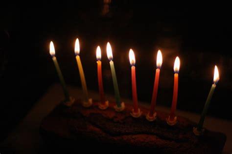 les bougies d anniversaire au temps de au temps de