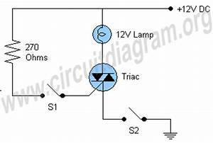 lamp test circuit diagram lamp free engine image for With how to test a triac