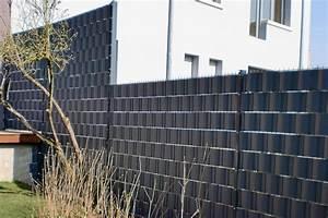 Gartenzaun Höhe Zum Nachbarn : sichtschutz bl ser zaunsysteme ~ Lizthompson.info Haus und Dekorationen