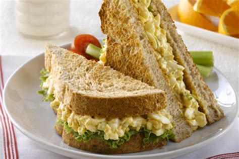 how to make egg salad sandwich heinz classic egg salad sandwich recipe kraft canada