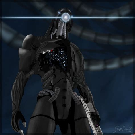 Legion Mass Effect 3 Quotes Quotesgram
