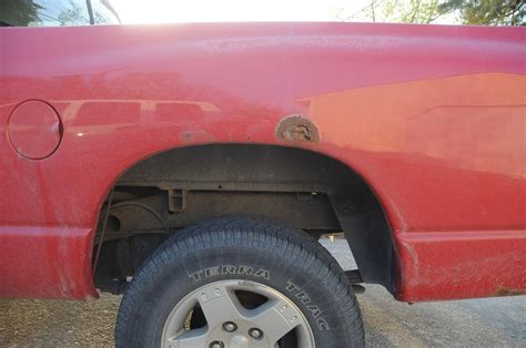 2003 Dodge Ram 1500 Rust And Corrosion: 76 Complaints