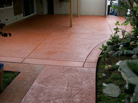 stained sted concrete patio minimalist stained concrete patio decor jacshootblog furnitures