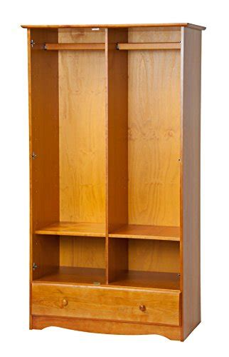 Wardrobe Closet With Lock by 100 Solid Wood Universal Wardrobe Armoire Closet By