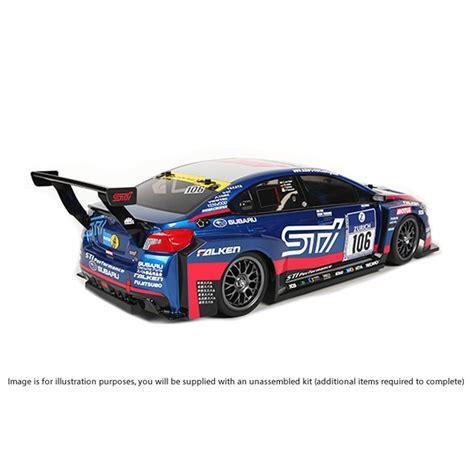 Sti Rc Car by Tamiya 1 10 Subaru Wrx Sti 24hr N 252 Rburgring Tt 02 Rc Car