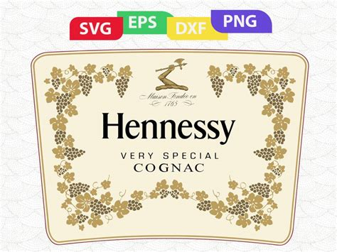 hennessy label template personalized hennessy bottle label best pictures and decription imagedoc org