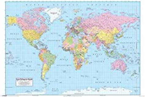 Carte Du Monde à Imprimer A3 by Carte Du Monde Plan Et Cartes Du Monde