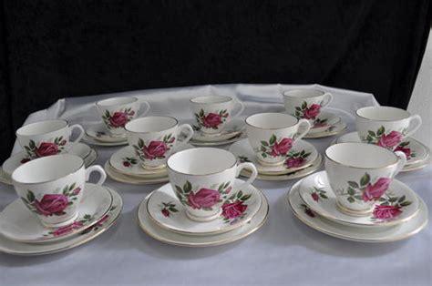 Bid Or Buy Porcelain 10 Quot Elizabethan Quot China By