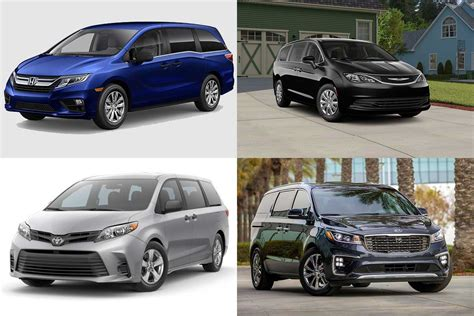Most Affordable Minivan 5 most affordable minivans for 2019 autotrader