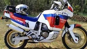 Honda Africa Twin 750 : moto vlog 14 essai honda africa twin 750 youtube ~ Voncanada.com Idées de Décoration