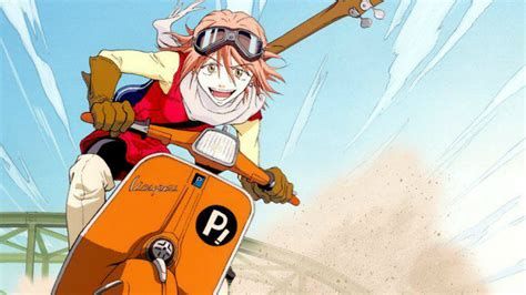 symbolism  flcl  fooly cooly  place